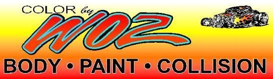 Color by Woz Collision Repair (951) 351-3035
